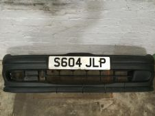 RENAULT SCENIC FRONT BUMPER (S) 1998 - ALL BLACK